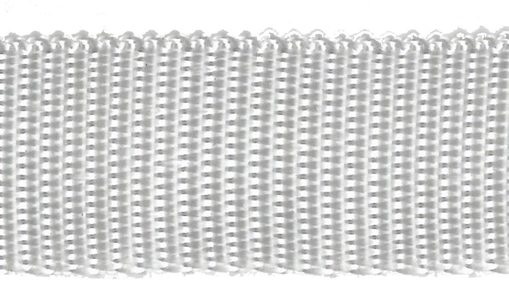 Hvid polypropylengjord