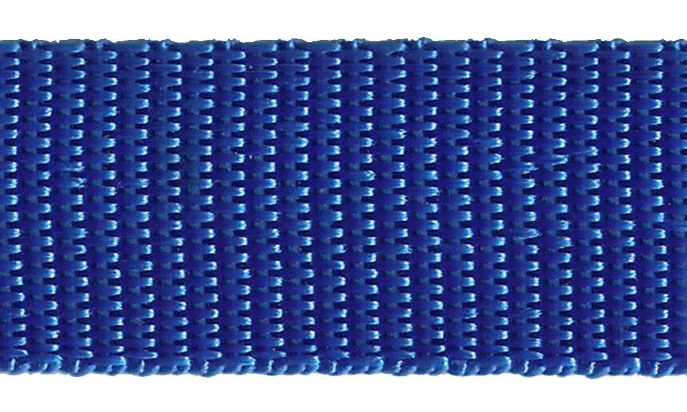 Blå polypropylengjord