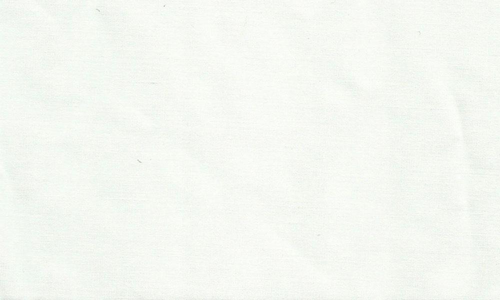 Polyester-Bomulds-Twill Hvid Lommefor