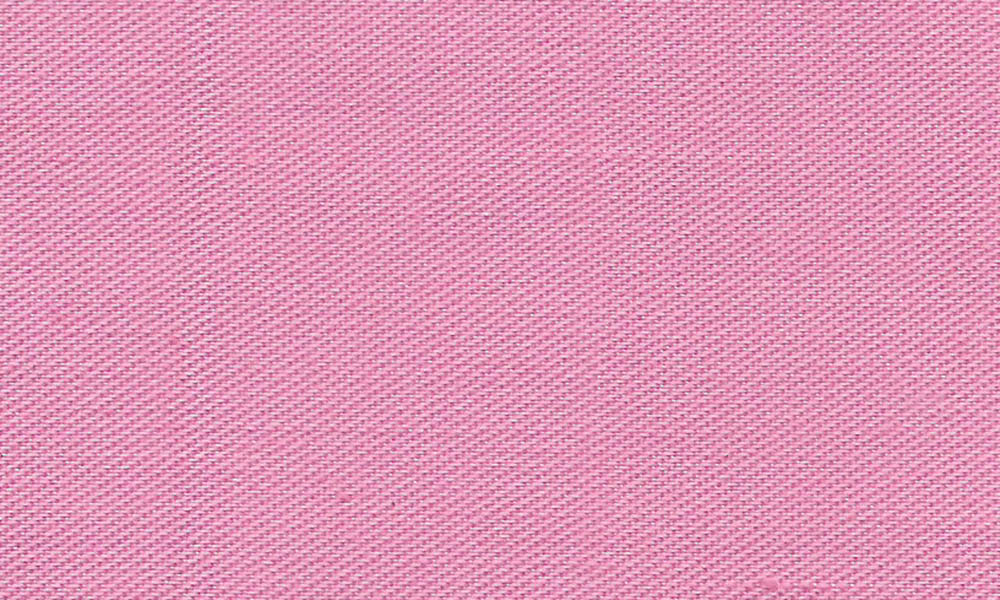 Polyester-Bomulds-Twill Pink