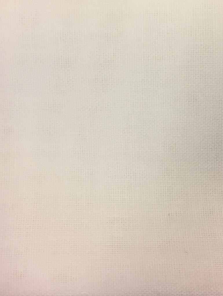 Ostelærred hvid/bleget økotexcertifikat