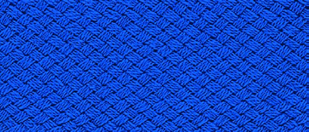 Blå kantbånd