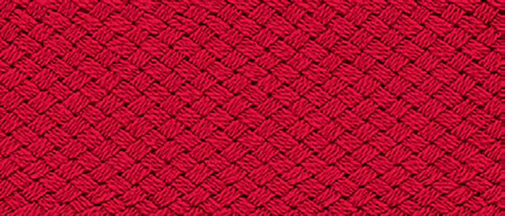 Rød kantbånd