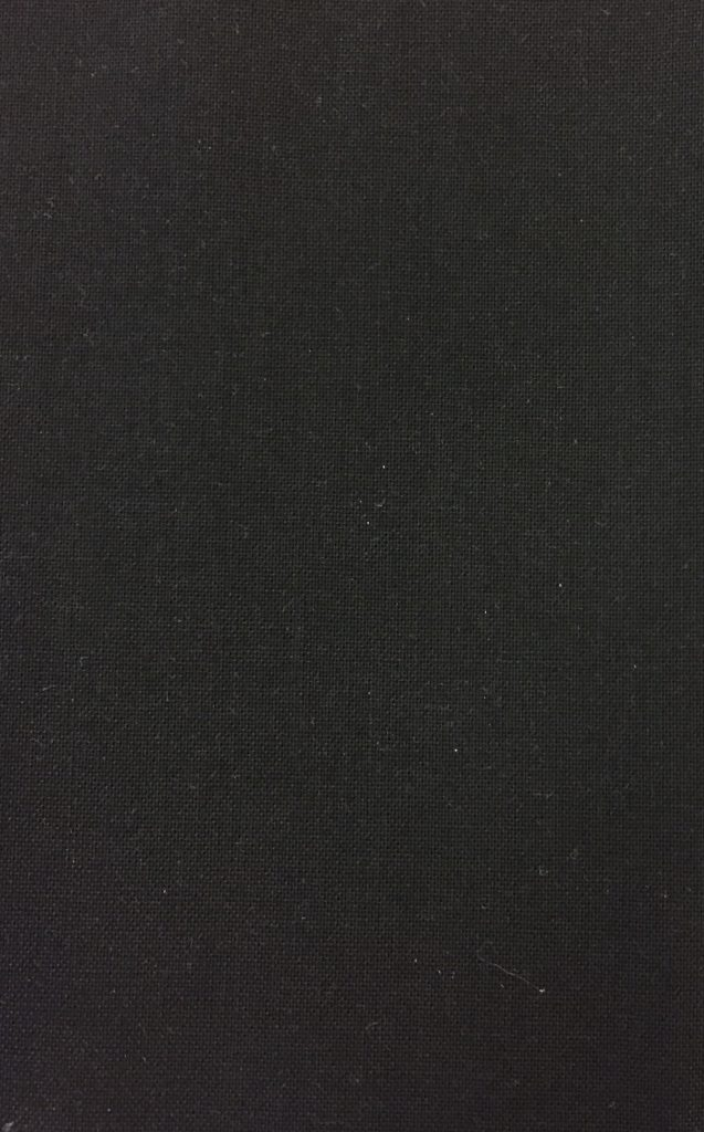 Bomuldsstout sort økotexcertifikat