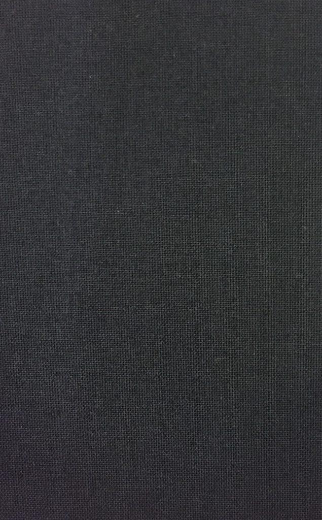 Bomuldsstout mørkeblå økotexcertifikat