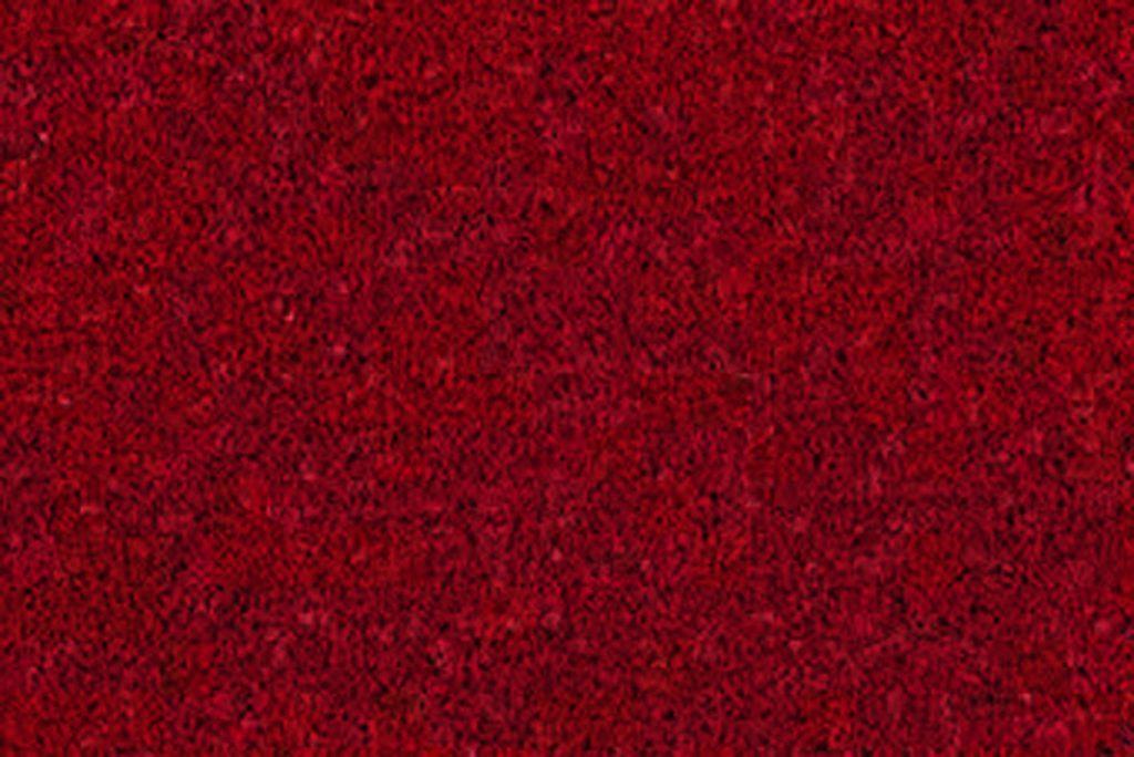 Kunstigt græs rød
