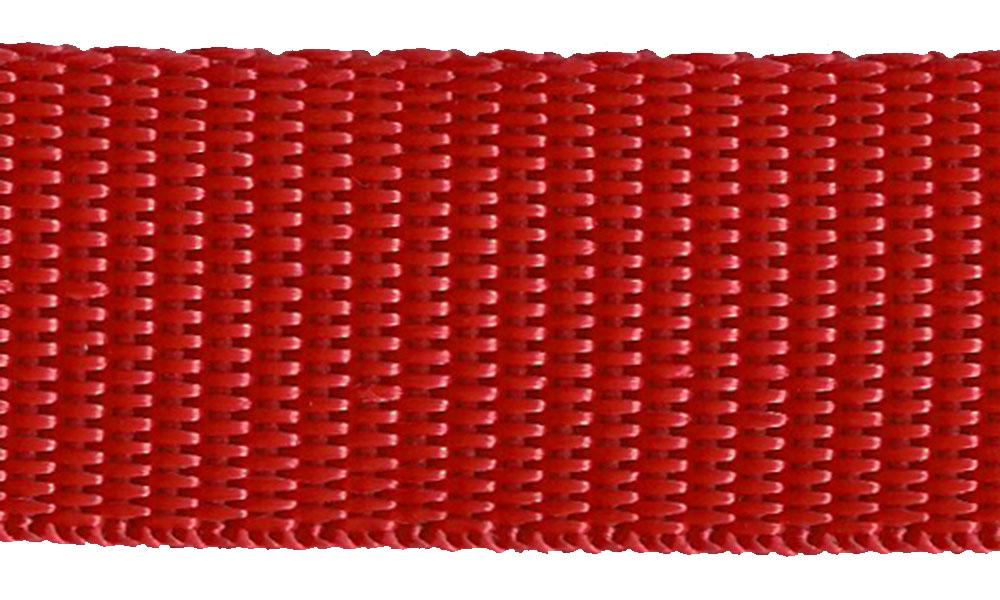 Rød polypropylengjord