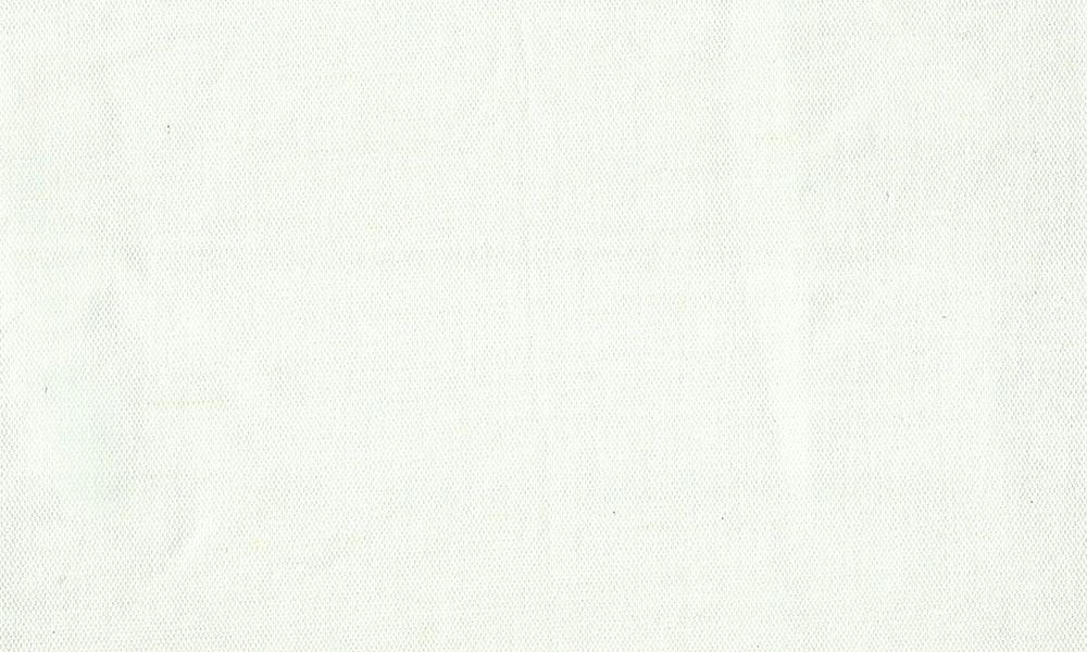 Hør-Bomuldsdug Bleget
