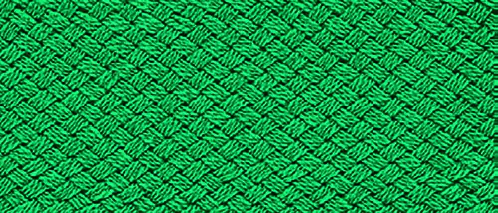 Grøn kantbånd