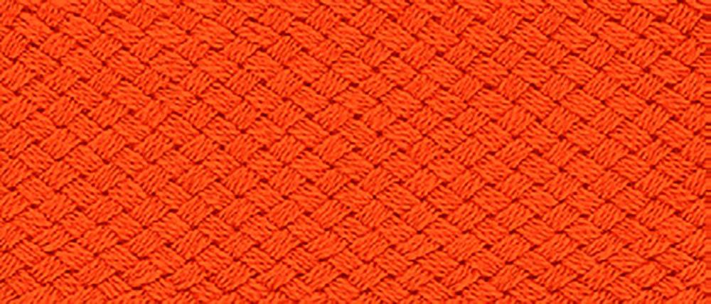Orange kantbånd