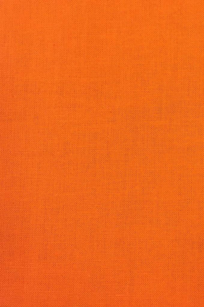 Bomuldsstout orange Økotex