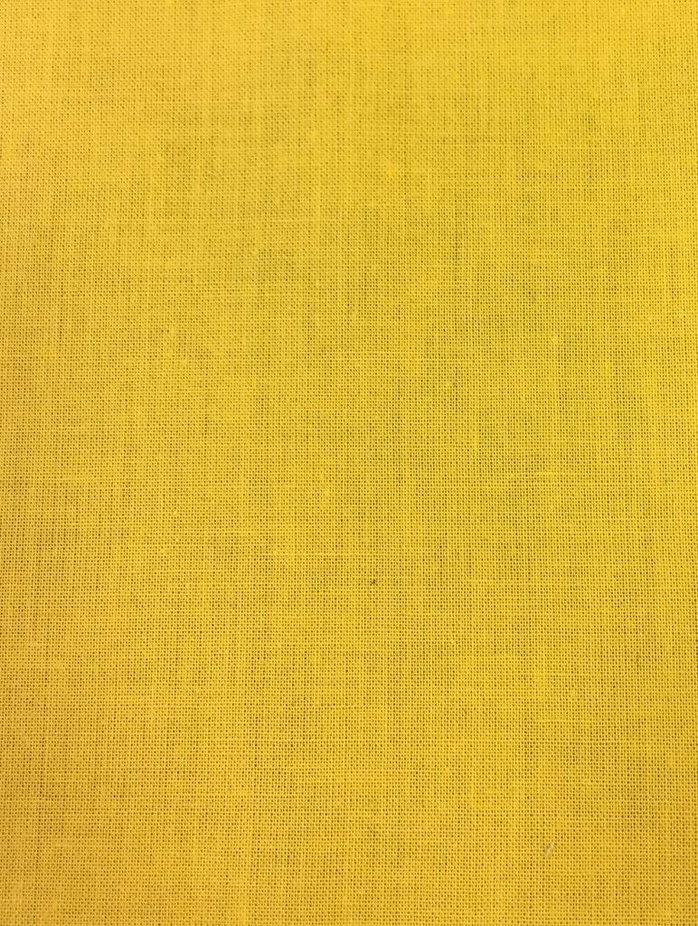Bomuldsstout gul økotexcertifikat