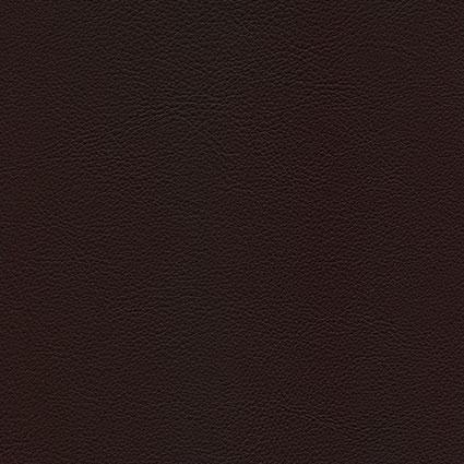 Kunstlæder mørkebrun inden-og udendørs Økotex PVC-fri